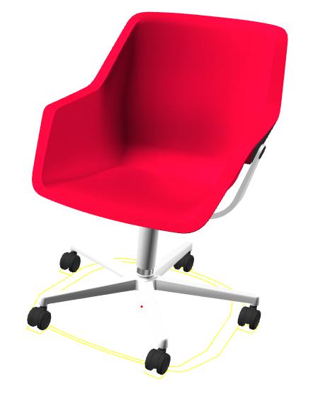 Viasit Re Pend Drehstuhl Moderner Stuhl Schickes Design